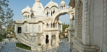 Vrindavan's Heritage Is Rooted In Its Splendid Temples