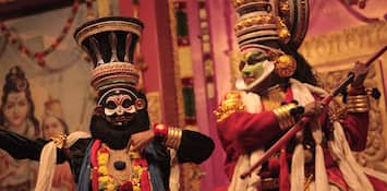 Explore Cochin's Dance Forms And Subtle Cuisine On Your Next Trip