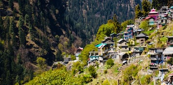 Explore Kasol For Its Brilliant Specimens Of Traditional Himalayan Architecture