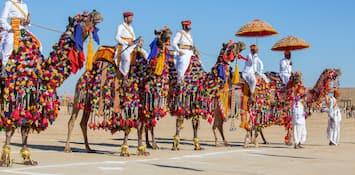 Famous Celebrations That Make Jaisalmer An Immersive Cultural Destination!