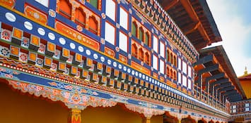 6 Must-See Features Of Bhutanese Architecture And Culture