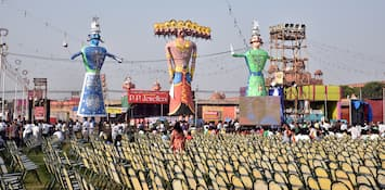 6 Popular Venues To Celebrate Dussehra In Delhi