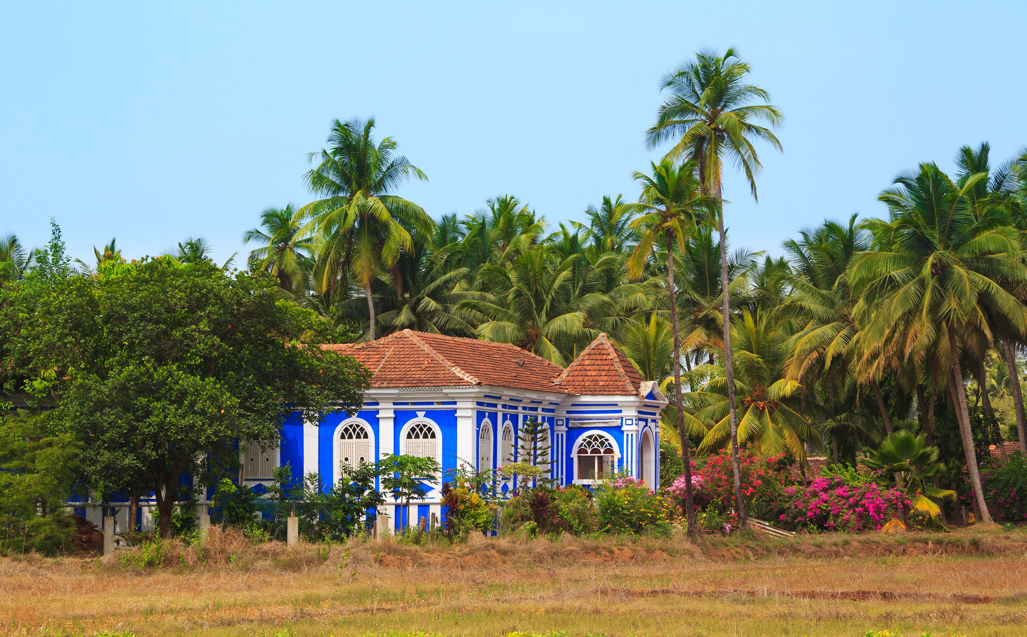 a visit to goa