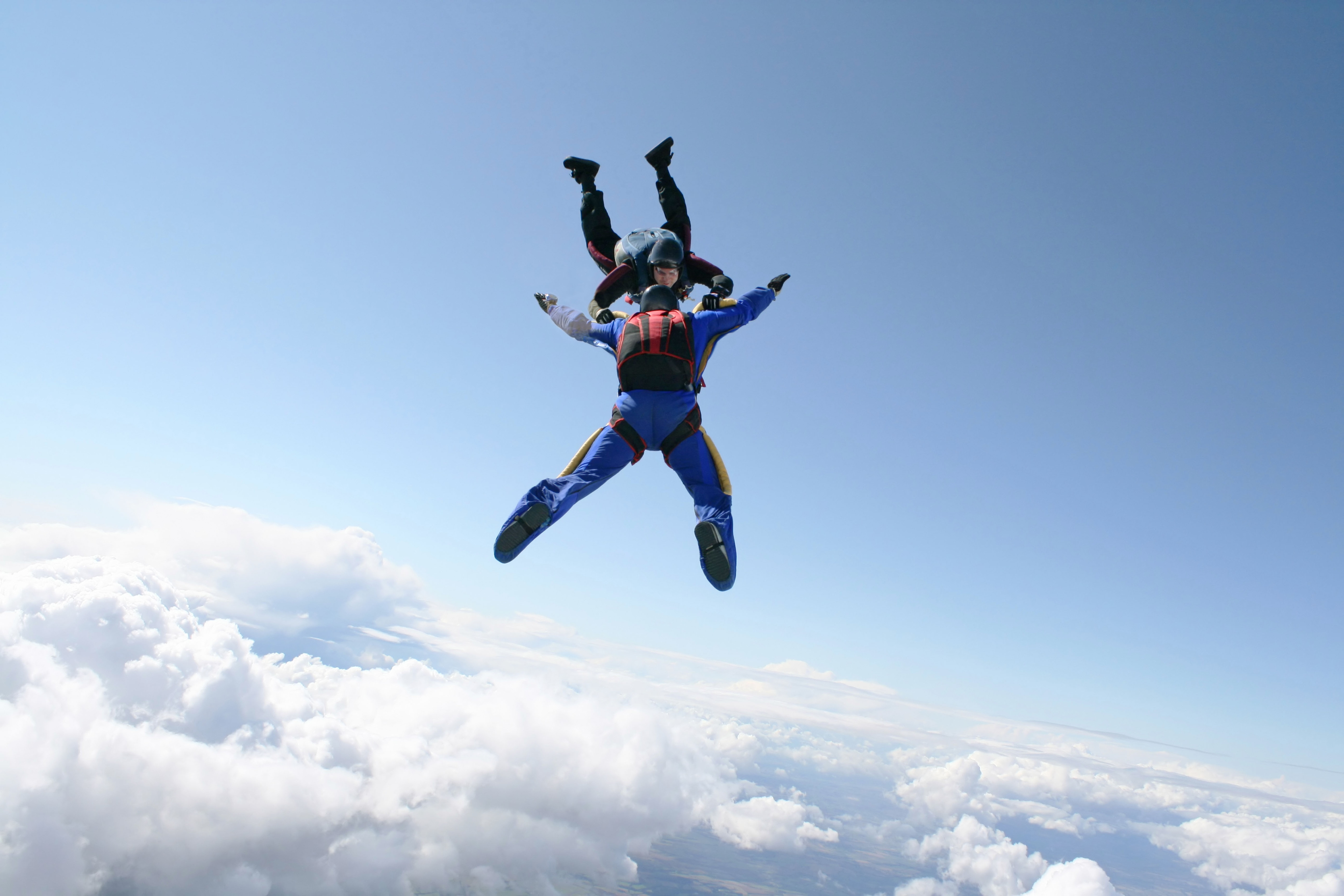 Skydiving in Bangkok - Every Detail You Need to Know - Yatra com