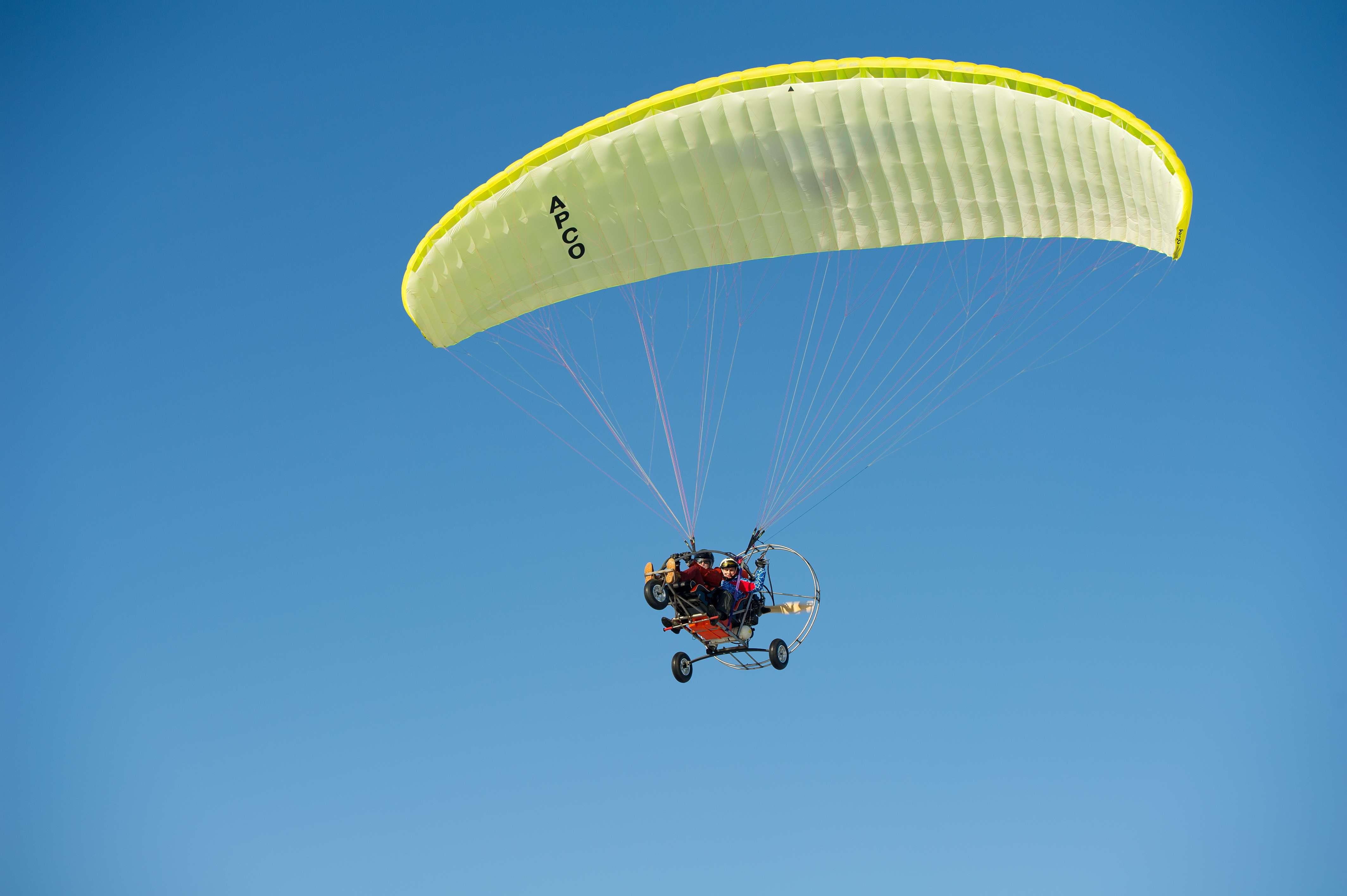 Para-Motoring in Gurgaon - Paragliding Delhi NCR | Adventure