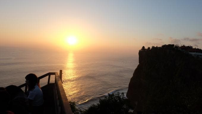 Uluwatu Temple with Kecak Fire Dance Tour