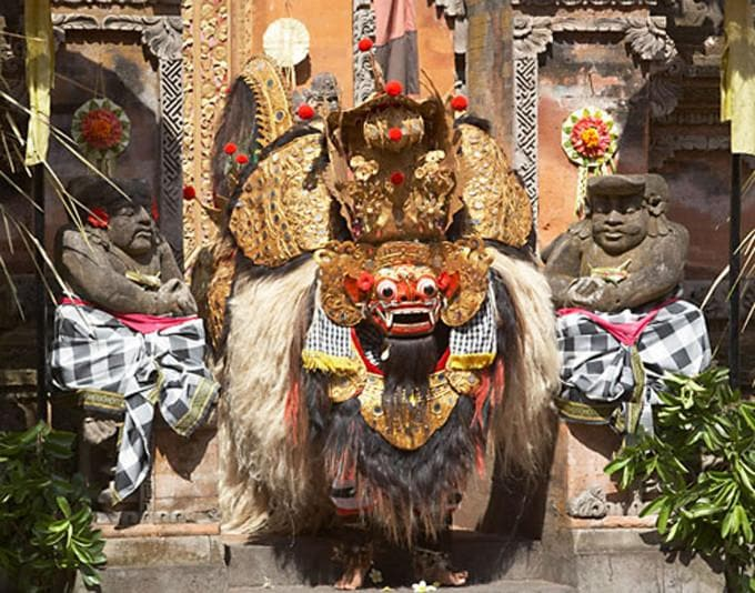Private Balinese Art and Nature Tour