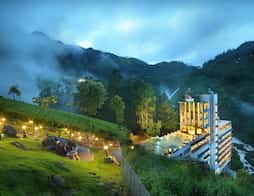 Blanket Hotel & Spa in Munnar