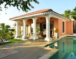 Lotus Villa - 1 BHK Luxurious Villa in Candolim in $hotelCityName1