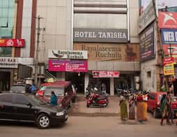 Hotel Tanisha in Hyderabad