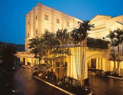 The Oberoi Grand in Kolkata