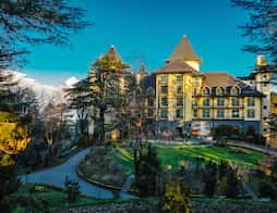 Oberoi Wildflower Hall in Shimla