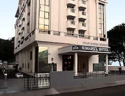 St Mark's Hotel in Bangalore
