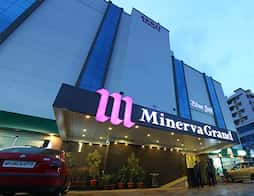 Minerva Grand Kondapur in Hyderabad