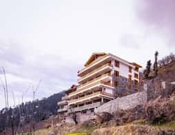 Vivaan The Sunrise Resort in Manali