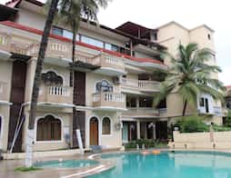 Sukhmantra Resort and Spa in Goa