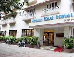 West End Hotel in Mumbai