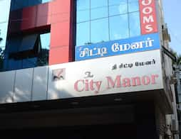 The City Manor in Chennai