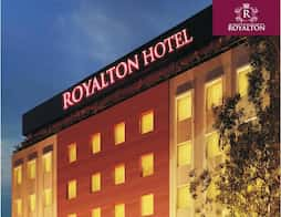 Royalton Hotel in Hyderabad