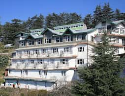 Hotel Woodpark in Shimla