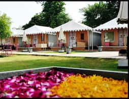 Raas Leela Luxury Camps in Udaipur
