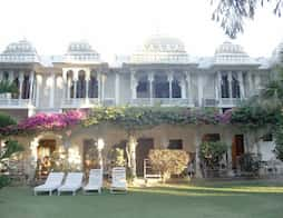 Rangniwas Palace Hotel in Udaipur