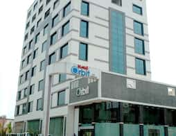 Hotel Orbit in Chandigarh