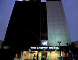 The Crown Hotel in Hyderabad