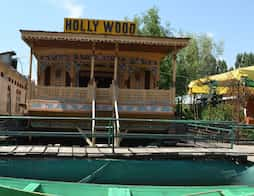 Young Hollywood House Boat in Srinagar