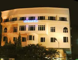The Central Court Hotel in Hyderabad