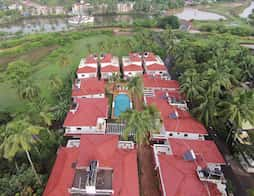 Aromiaa Villas in Goa
