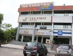 The First Hotel in Chandigarh