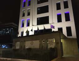 The Iris Hotel in Chennai