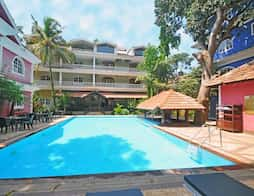 Joia Do Mar Resort in Goa