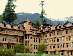The Manali Inn in Manali