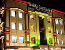 Grand Elite Hotel in Hyderabad