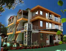 JK Motel in Mahabaleshwar