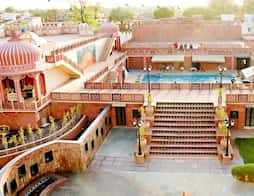 Chokhi Dhani - Ethnic Village Resort in Jaipur