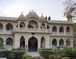 Bissau Palace in Jaipur