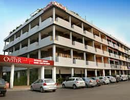 Hotel Oyster - City Centre Sector 17 in Chandigarh