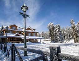Heevan Retreat in Gulmarg