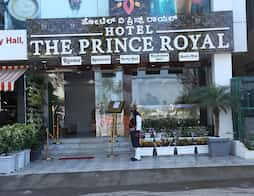 Hotel The Prince Royal in Bangalore