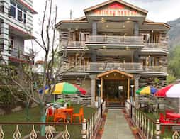 Hotel Holiday Heaven in Manali