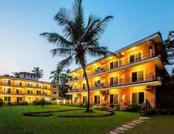 Mango Hotels Jasminn Goa in Goa