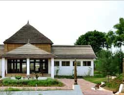 Nammadus The Water Front Resort in Khargone