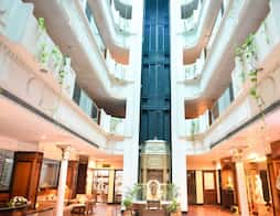 Hotel Quality Inn Residency in Hyderabad