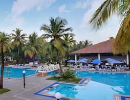 Dona Sylvia Beach Resort in Goa