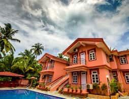Resort Tio in Goa