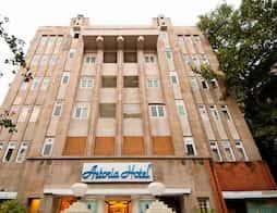The Astoria Hotel in Mumbai