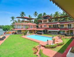 River Palace in Goa